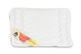 Badenia Bettcomfort 03840610107 Kinderflachkissen Irisette Bambino 40 x 60 cm weiß - 1