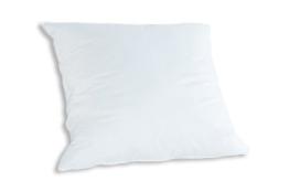 Badenia Bettcomfort 03875430123 Kissen Trendline Comfort 80 x 80 cm weiß - 1