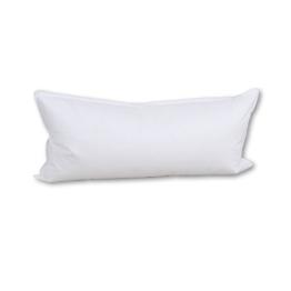 Betten-Anne Kopfkissen 40x80 cm weiße sächsische Gänsedaunen 50% - 1