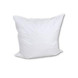 Betten-Anne Kopfkissen 80x80 cm weiße deutsche Gänsedaunen 100% Premium - 1
