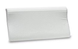 Dunlopillo 03/100093 beVital Konturkissen Kopfkissen, Kernmaß ca. 35 x 67 x 7 cm - 1