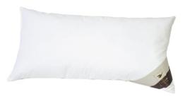 Häussling 100380201503 Kopfkissen, 40 x 80 cm, weiß - 1